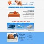 המזרונאי - לישון טוב | בניית אתרים בחיפה והצפון - זכאי קום 052-6551414