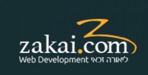 לוגו כההבניית אתרים בחיפה והצפון - זכאי קום 052-6551414